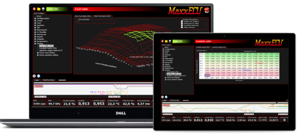 MaxxECU Steuergeräte
